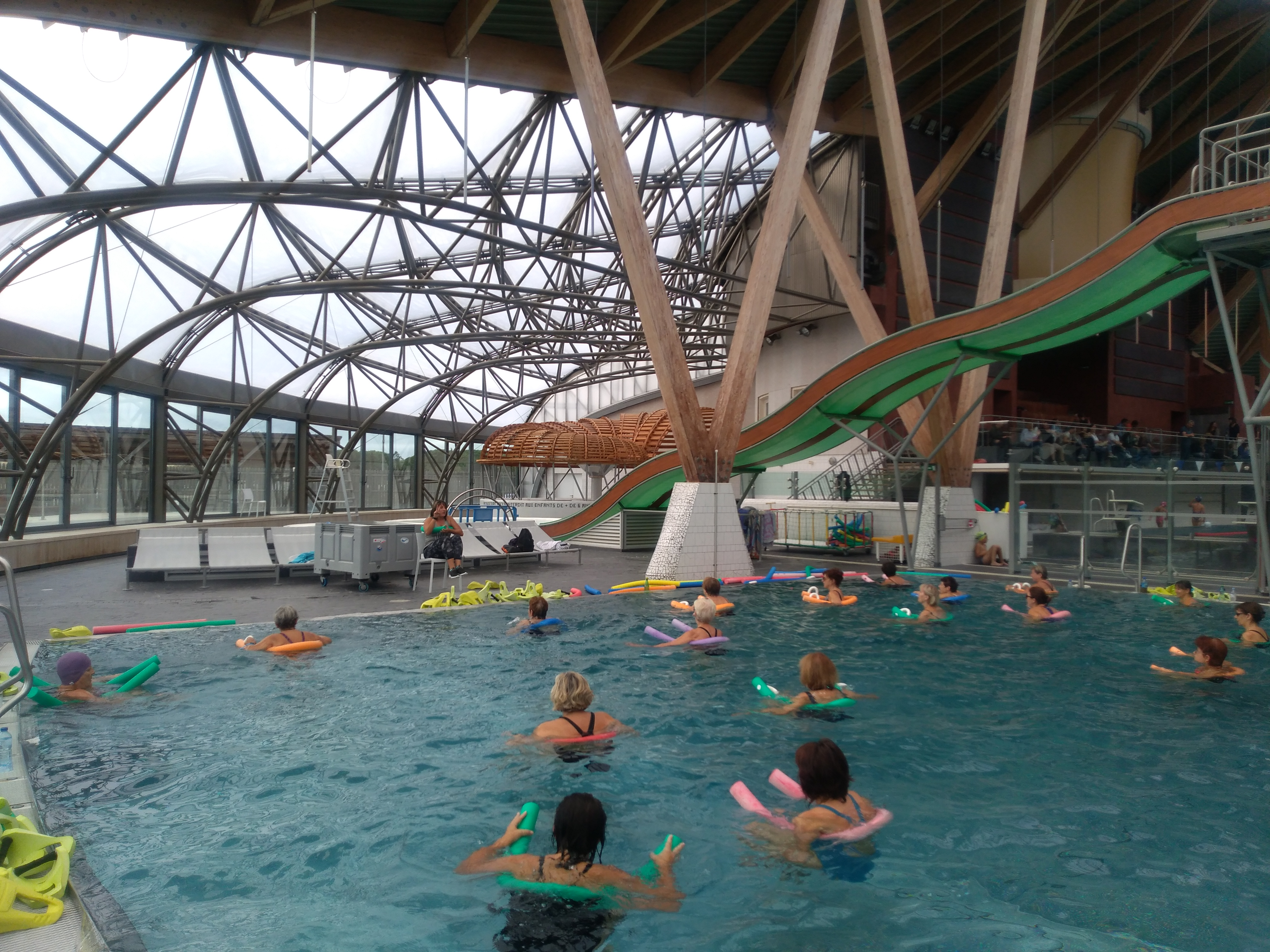 Aquagym douce